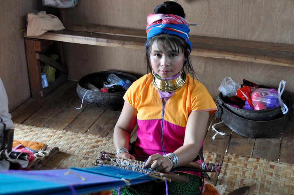 Kayan woman ethical travel photography