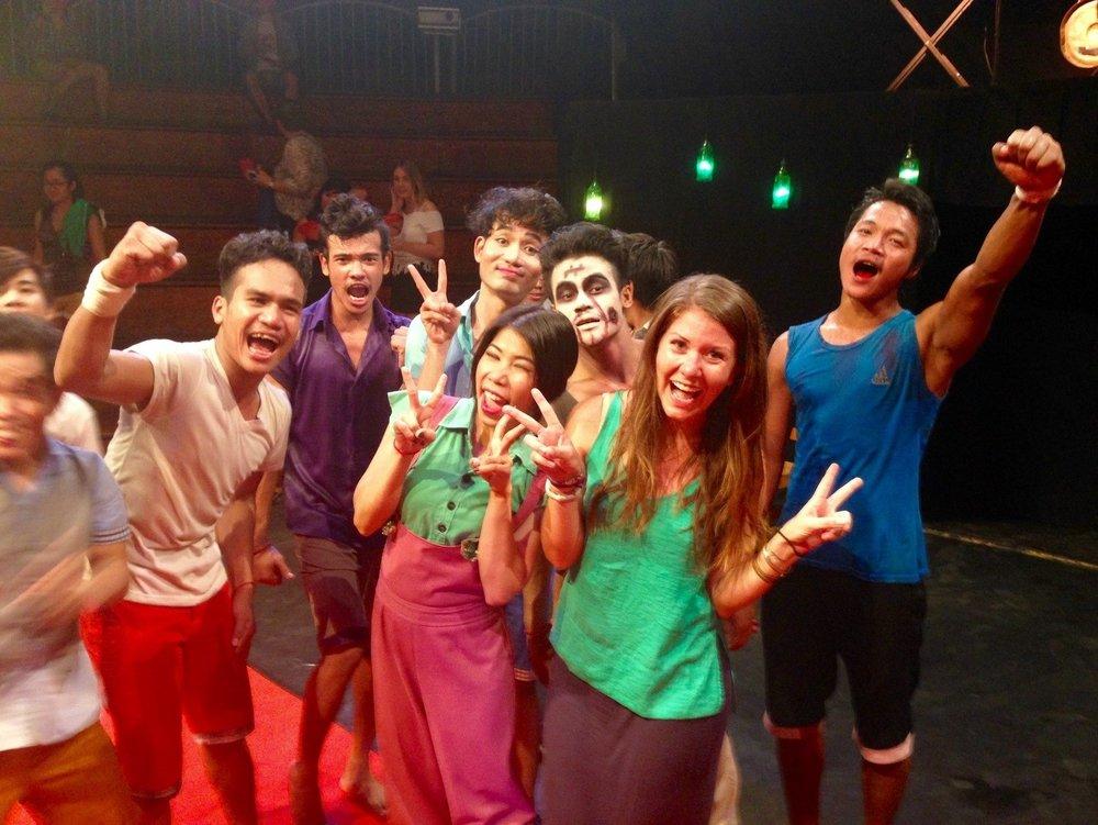 Phare Circus Siem Reap
