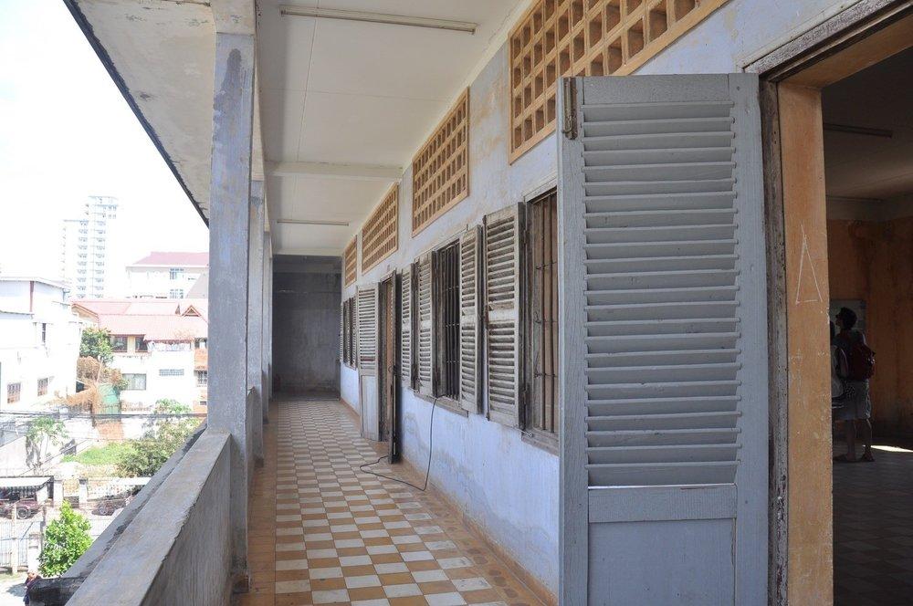 S-21 Genocide Museum Phnom Penh