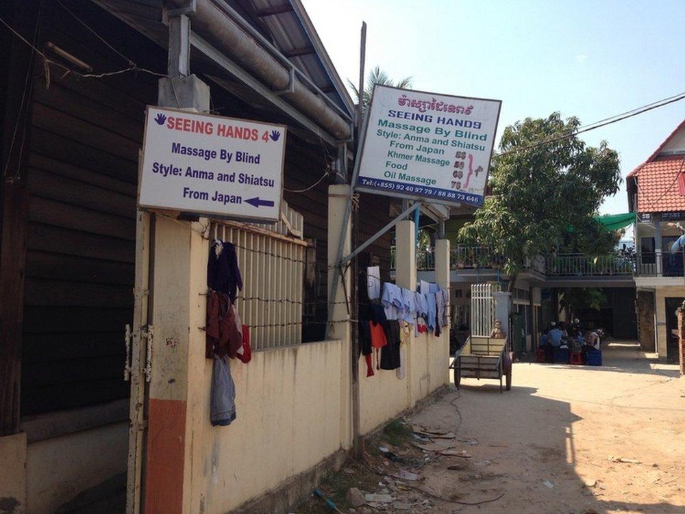 Seeing Hands Blind Massage Siem Reap