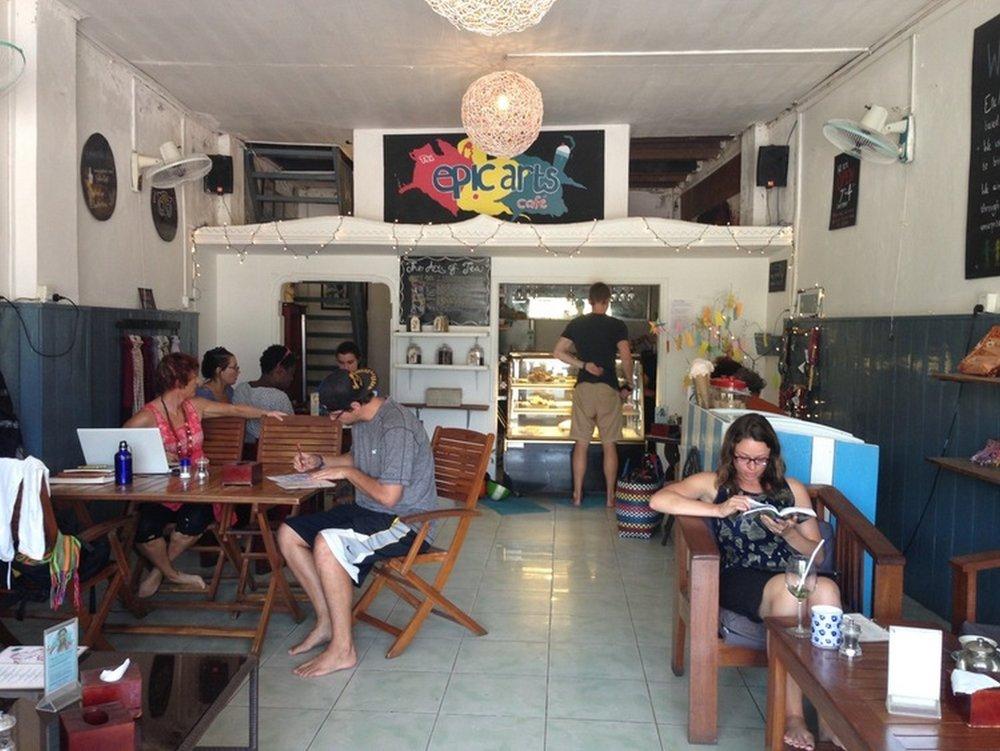 Epic Arts Cafe Kampot