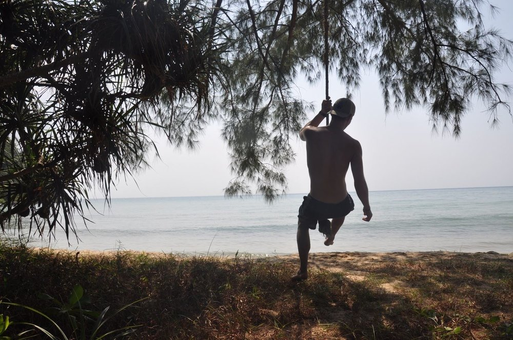 Mad Monkey Koh Rong Samloem Lazy Beach