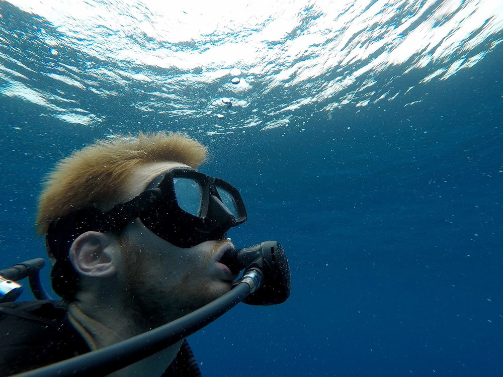 Similan Islands Liveaboard Wicked Diving Thailand Scuba Diving