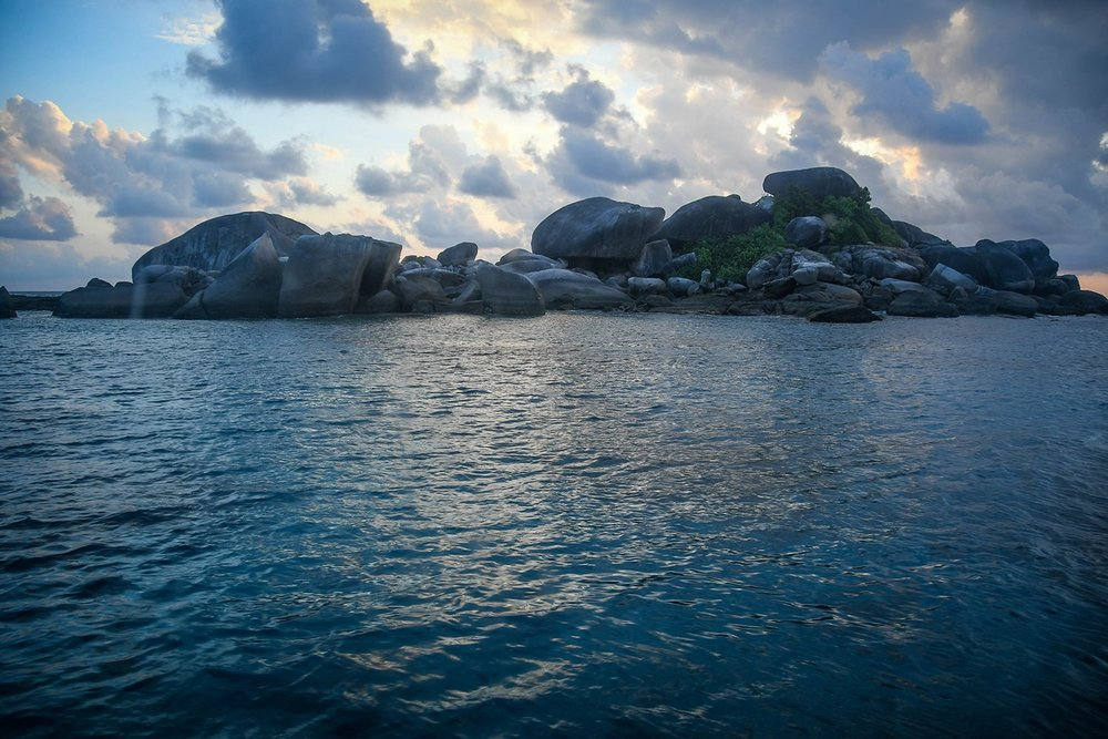 Similan Islands Liveaboard Wicked Diving Thailand No. 5