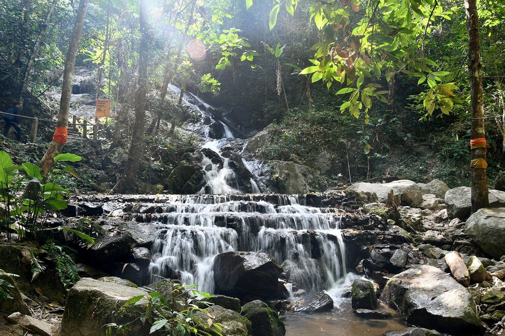 Mae Kampong Waterfall Thailand Day Trip