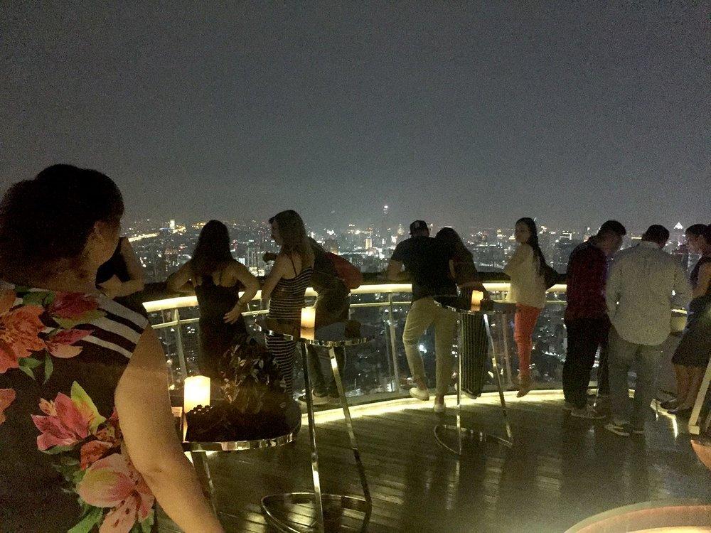 Sky Bar Bangkok Dress Code