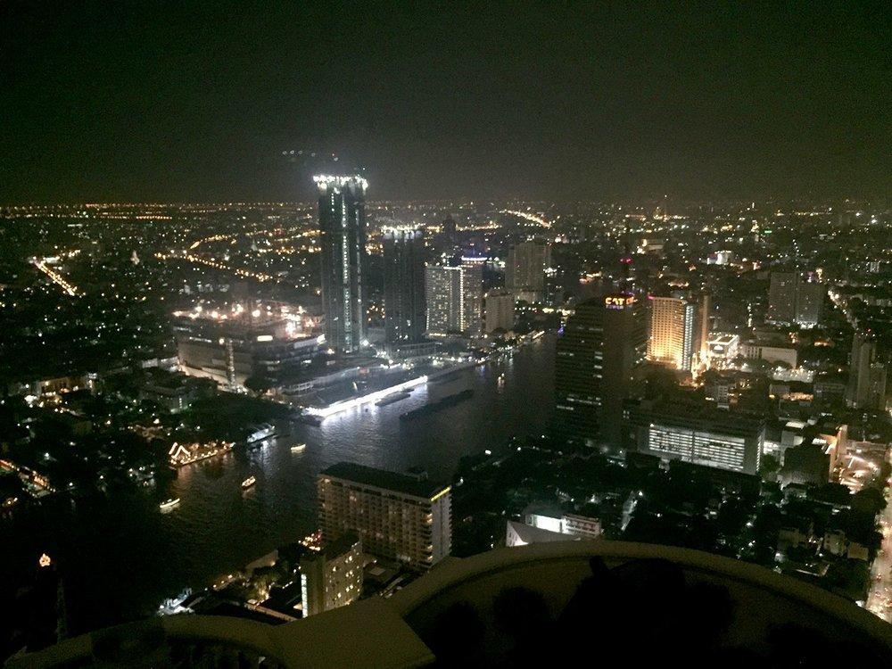 Sky Bar Bangkok View