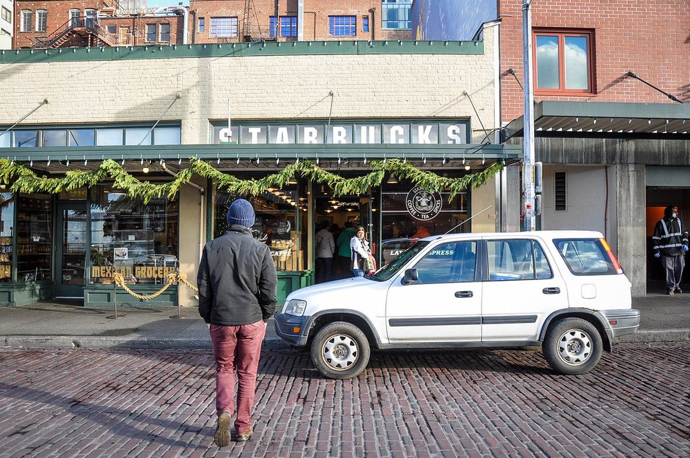 Things to do in Seattle Original Starbucks