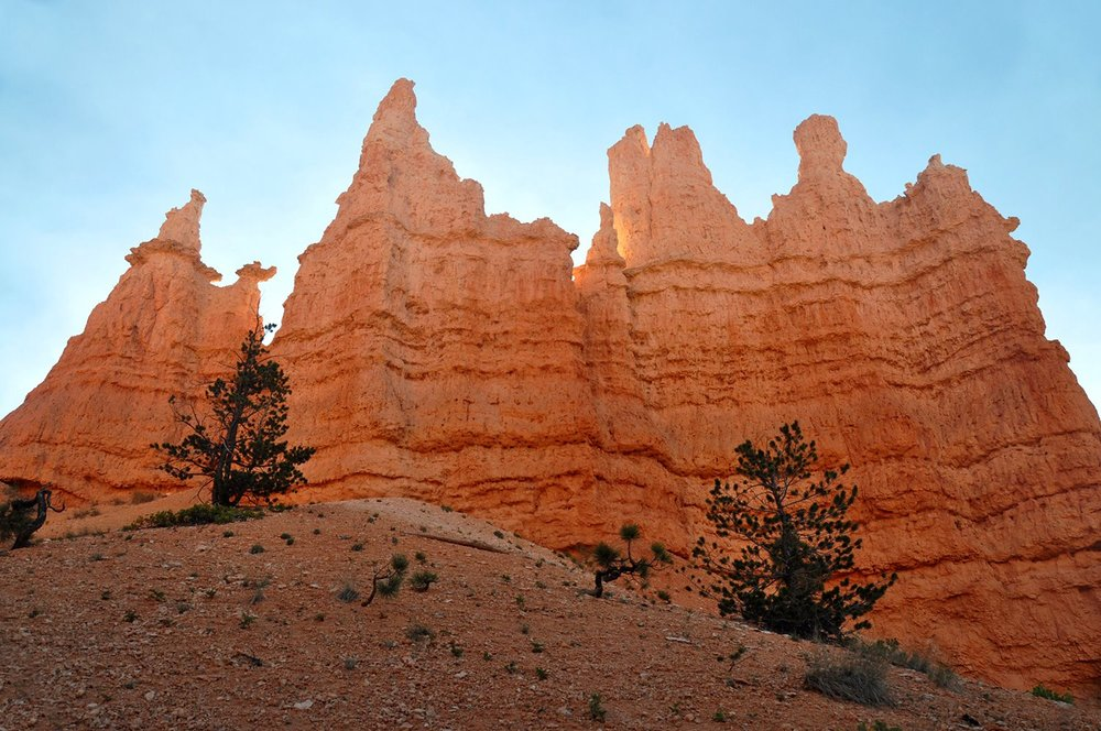 Queens Garden Bryce Canyon National Park