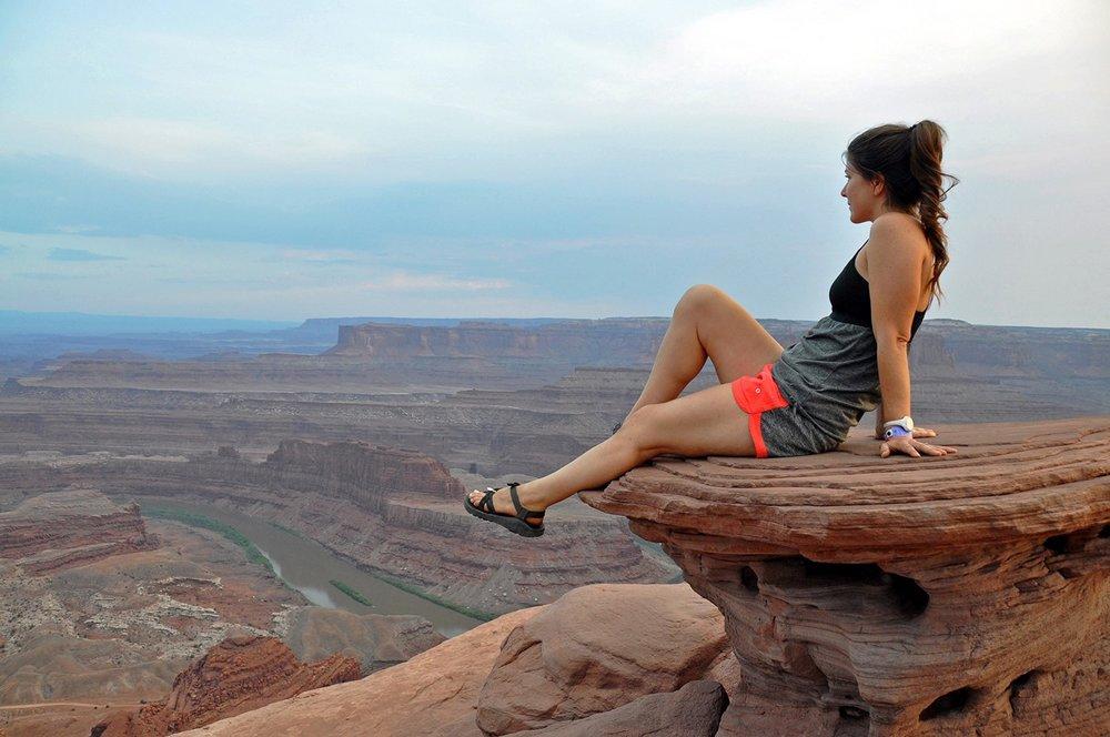 Canyonlands National Park Dead Horse Point Overlook