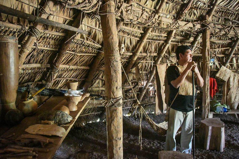 Bri Bri Indigenous Village Tour Shaman Talk