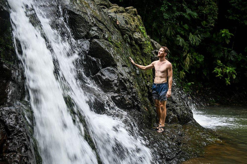 Bri Bri Indigenous Village Bri Bri Waterfall