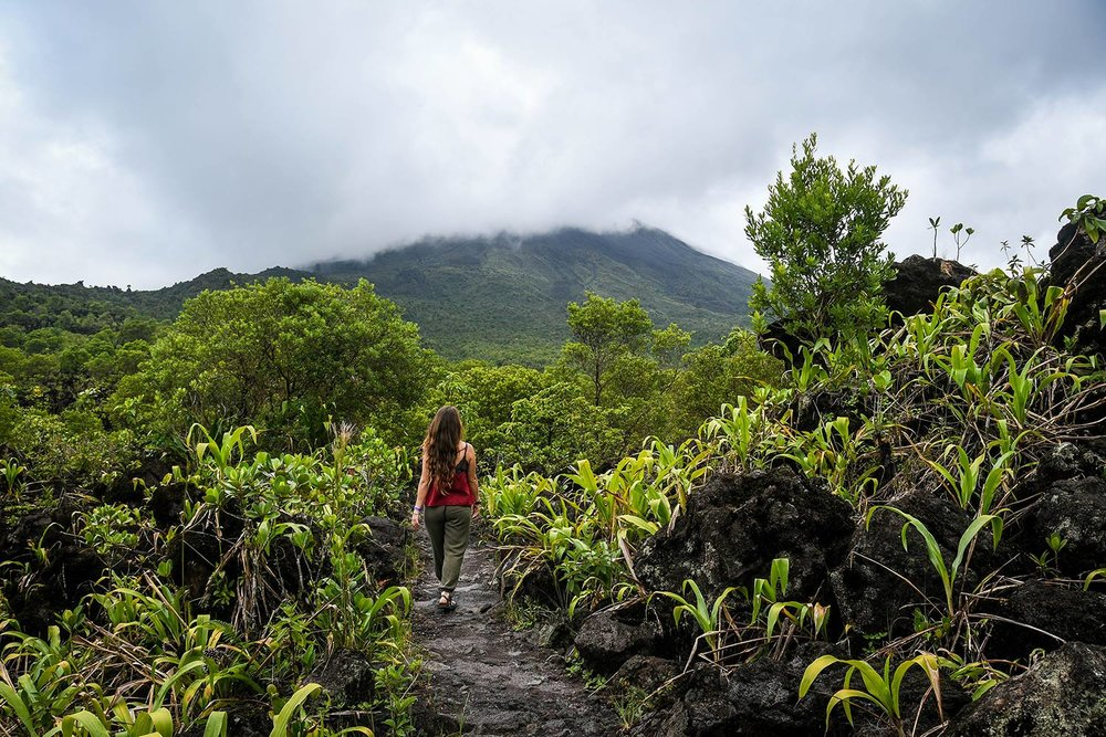 Things to do in Arenal Costa Rica Arenal Volcano National Park