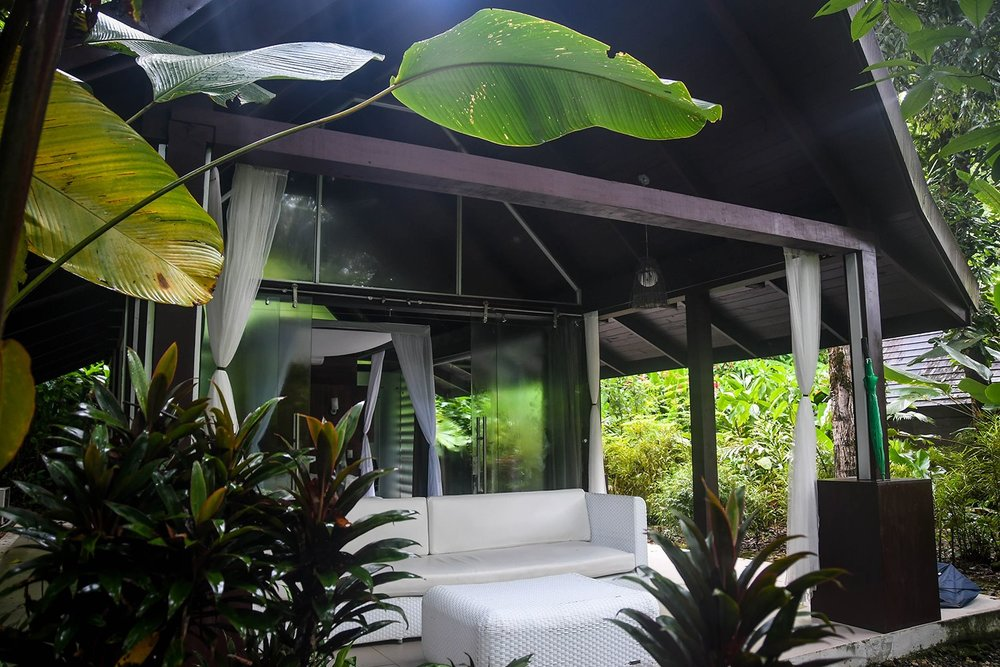Oxygen Jungle Villas Outdoor villa