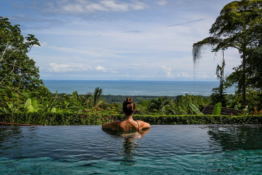 Oxygen Jungle Villa Infinity Pool