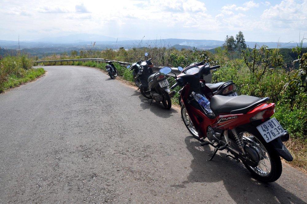 Secret Tour Motorcycles Da Lat Vietnam