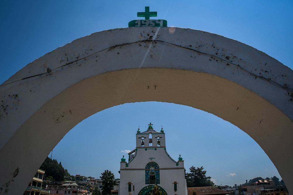 Things to Do in Mexico Iglesia de San Juan Chamula