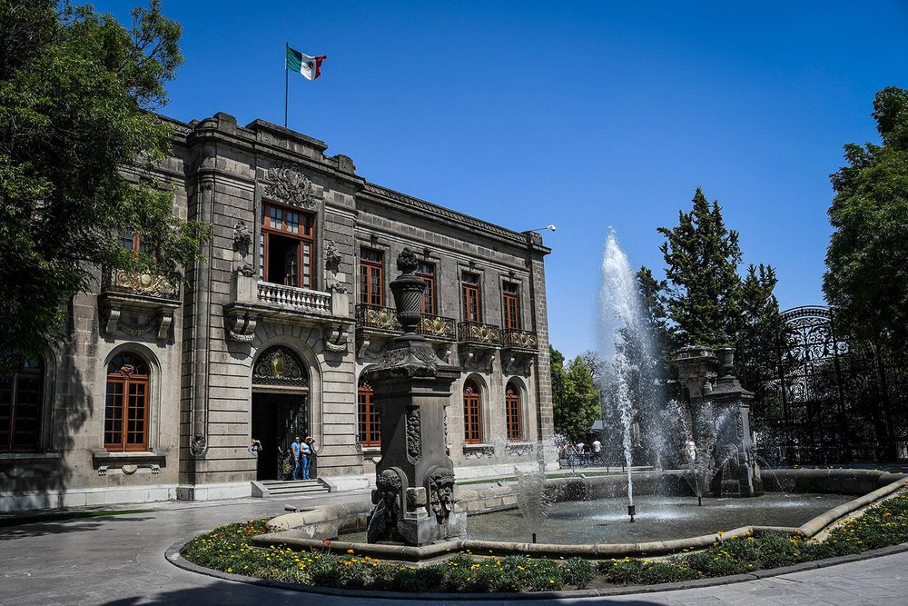 Things to Do in Mexico Chapultepec Castle