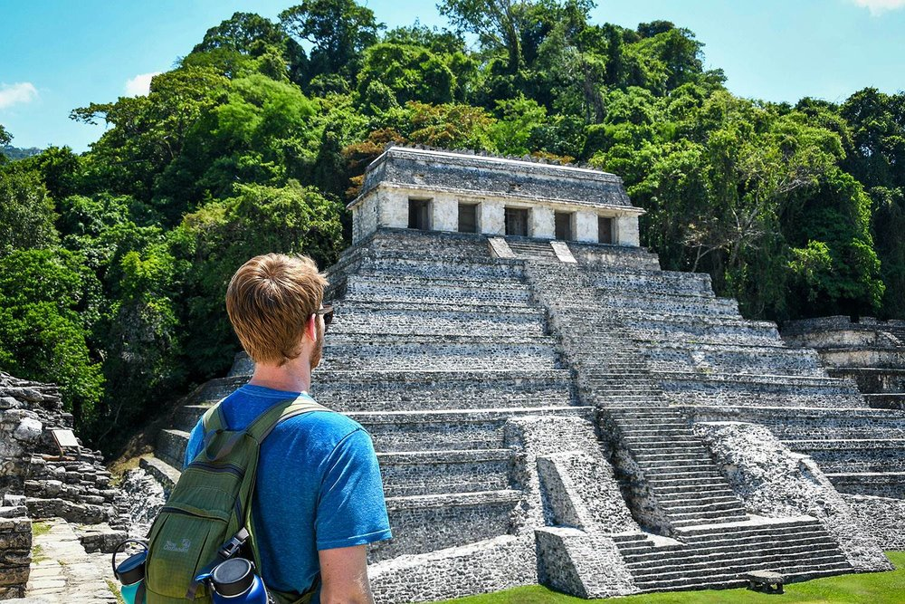 Things to Do in Mexico Palenque Ruins