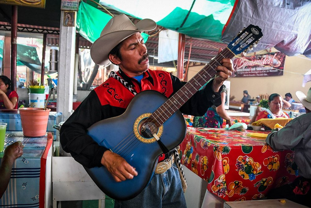 Things to do in Mexico Mariachi Guitar Player