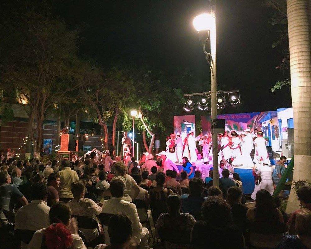 Adventures in the Yucatan Peninsula Evening Performances