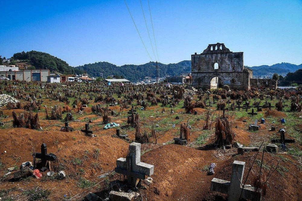 Things to Do in San Cristobal de las Casas Chamula Cemetery