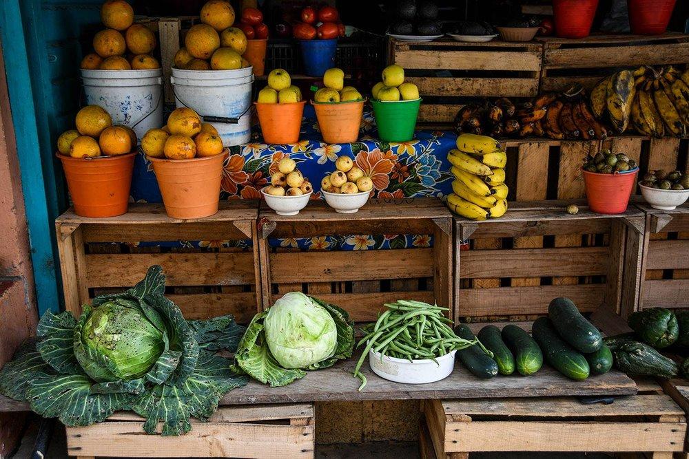 Things to Do in San Cristobal de las Casas Market Fruit