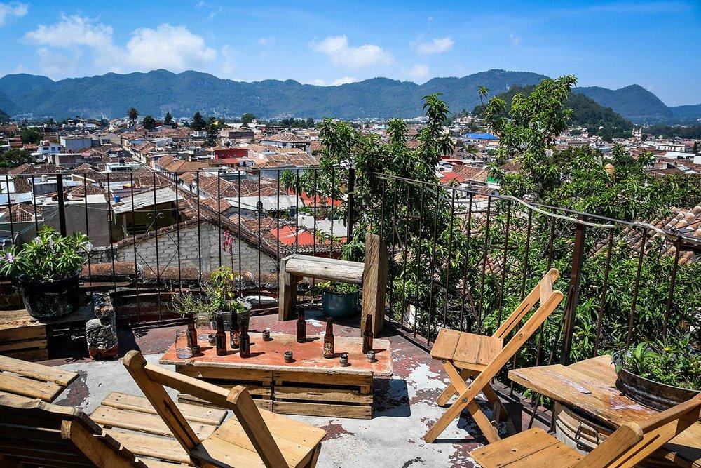 c5bc54fd08b4db Things to Do in San Cristobal de las Casas Roof Top Colectivo Murda