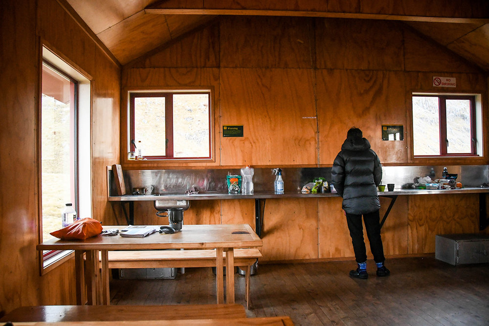 Things to Do in West Coast Brewster Hut Kitchen