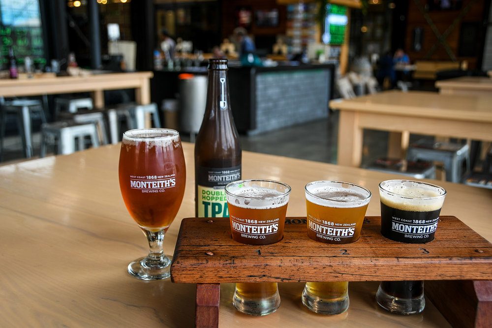 Things to Do in West Coast Monteith's Brewery
