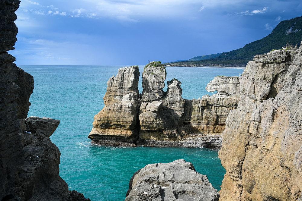 Things to Do in West Coast NZ Punakaiki Rocks Pancake Rocks