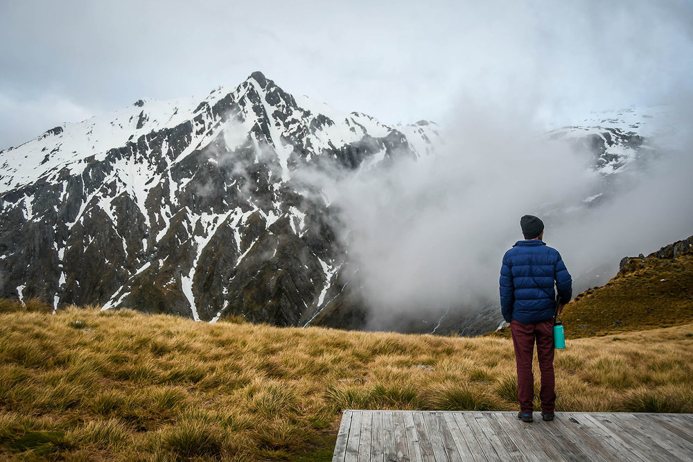 Things to Do in West Coast NZ Brewster Hut