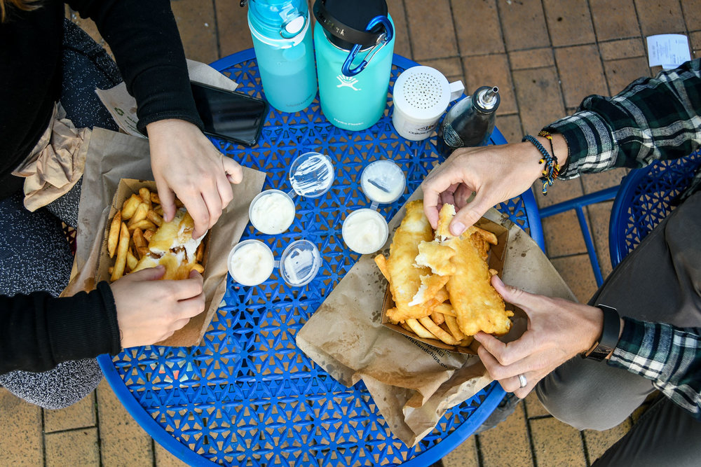 Top Things to Do in New Zealand Eat Fish and Chips