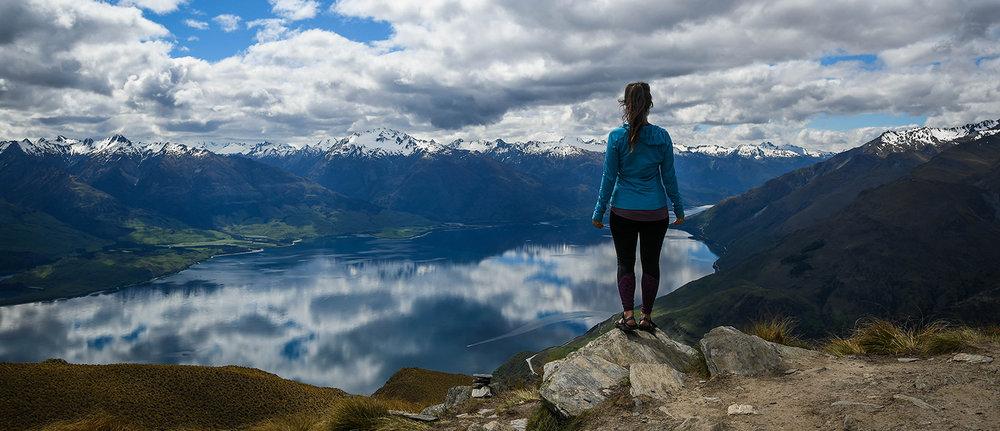 New Zealand Travel Guide Isthmus Peak