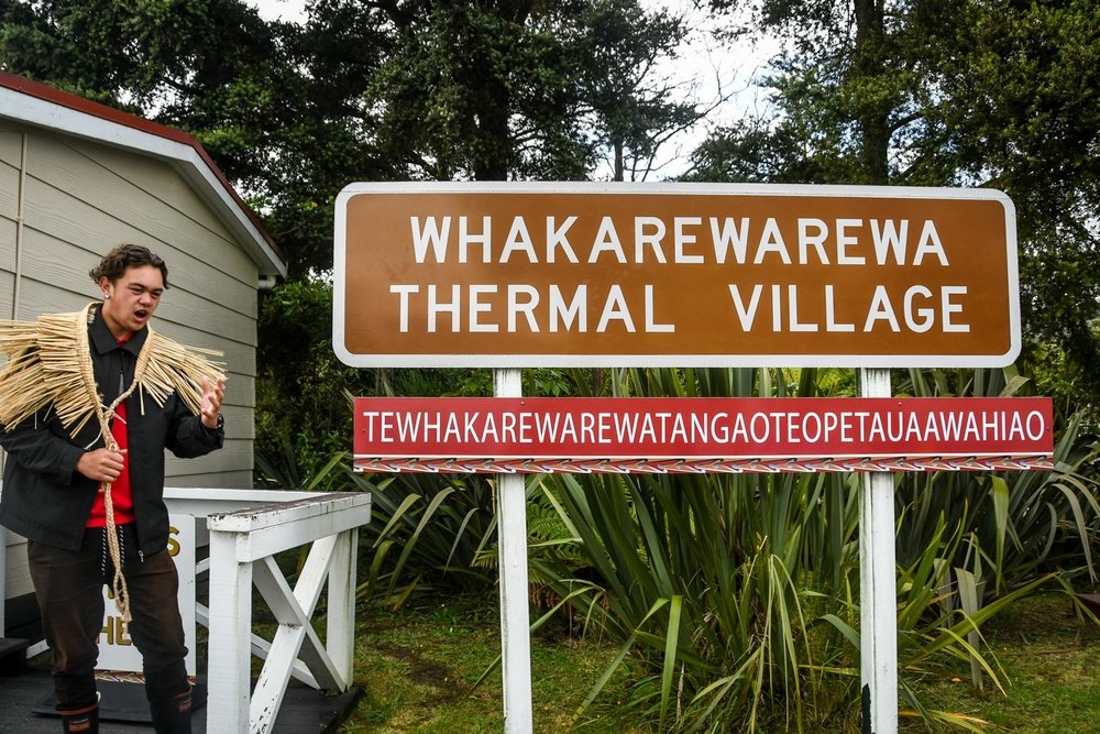 Top Things to Do in New Zealand Wahkarewarewa Thermal Village