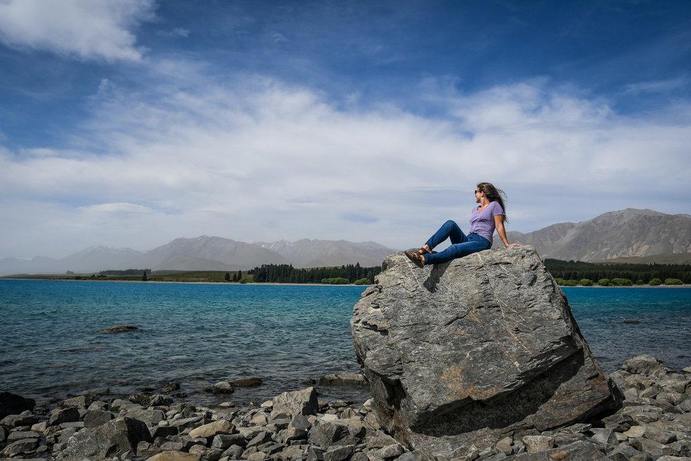 South Island New Zealand Itinerary Road Trip Lake Tekapo