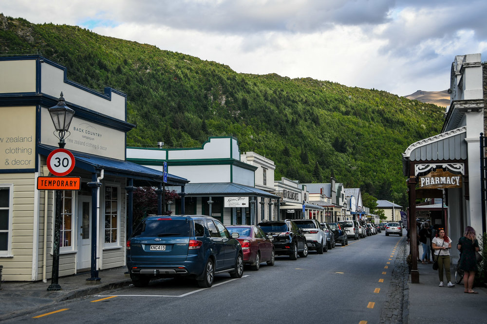 South Island New Zealand Itinerary Road Trip Arrowtown