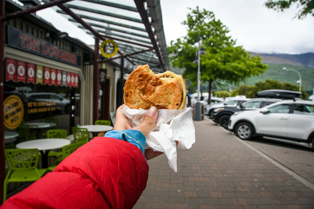 South Island New Zealand Itinerary Doughbin Meat Pies