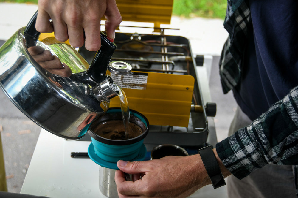 New Zealand Budget Travel Make Your Own Coffee