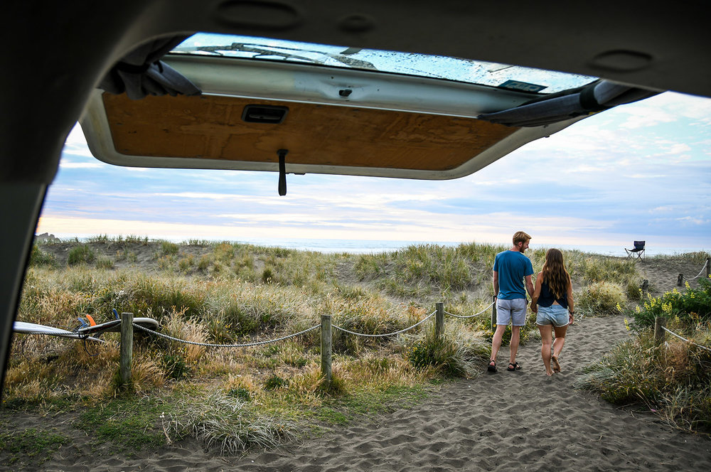 Things to do in Auckland Piha Beach