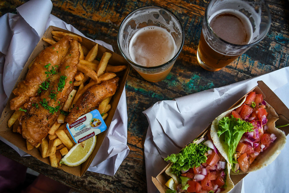 Things to Do in Auckland New Zealand Fish and Chips And Beer