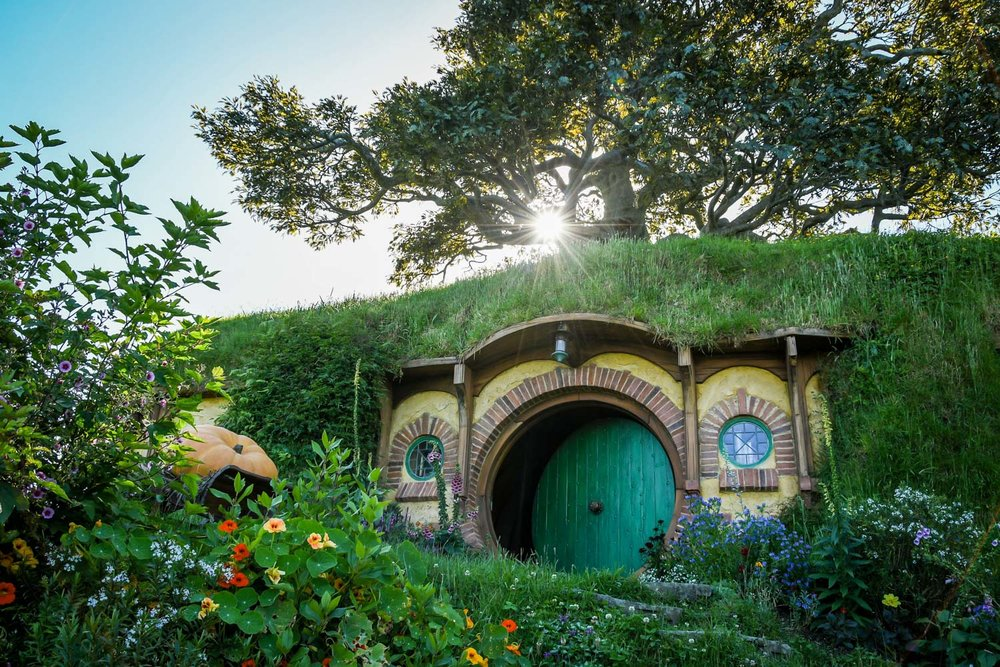 North Island New Zealand Road Trip Hobbiton Movie Set