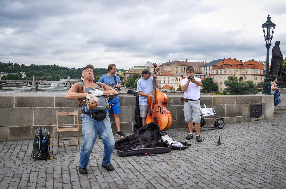 Things to do in Prague Live Music