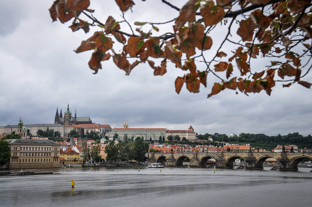 Things to do in Prague Charles Bridge