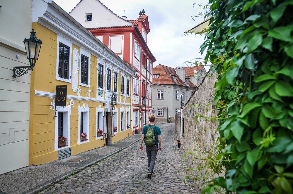 Things to do in Prague Novy Svet