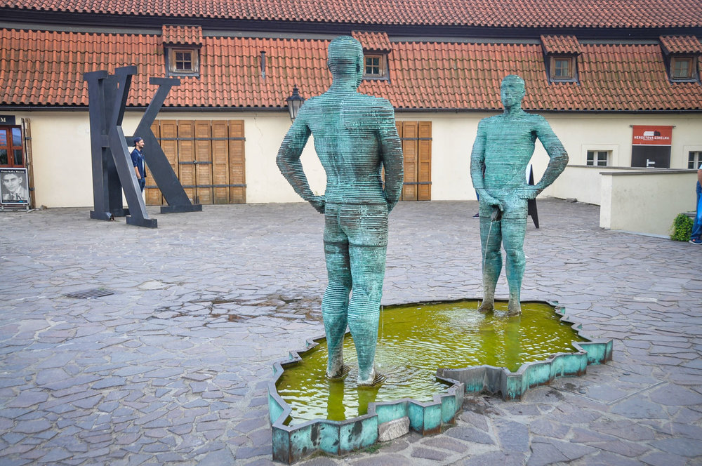 Things to do in Prague Franz Kafka Museum