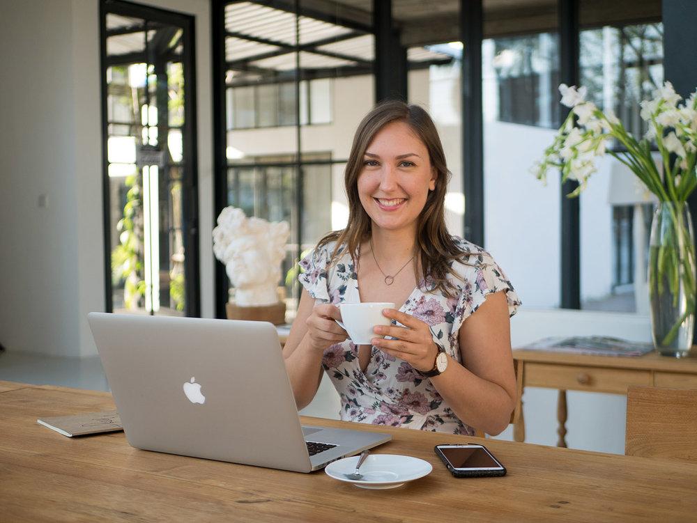 Digital Nomad Jobs Digital Marketer Christina Spoerer