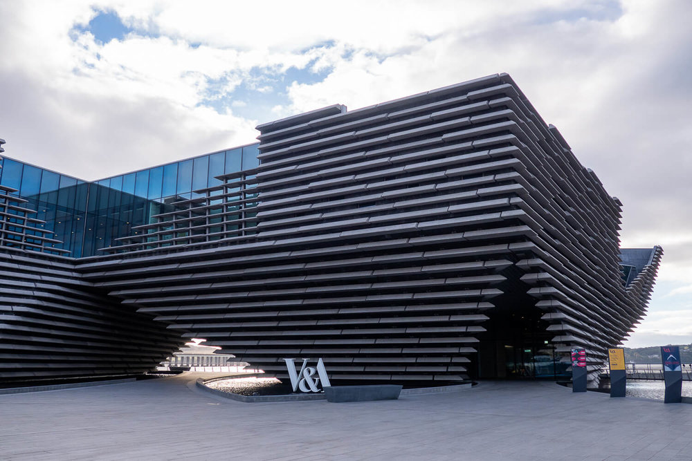 Discover Beautiful Architecture in Dundee