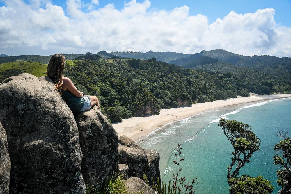 Travel Blog Income Report Beach Photo