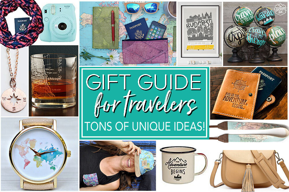 Top 101 Unique Gift Ideas For Travelers